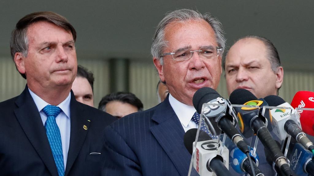 O ministro da economia Paulo Guedes. (Foto: Fotos Públicas/Arquivo) - Foto: Fotos Públicas/Arquivo