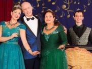 Sesi apresenta musical 'Florilégio Musical, nas Ondas do Rádio'