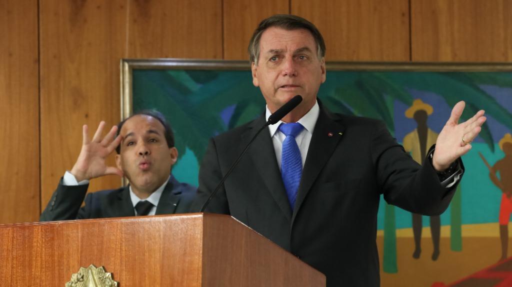 O presidente Jair Bolsonaro (sem partido) (Foto: Marcos Corrêa/PR) - Foto: Marcos Corrêa/PR