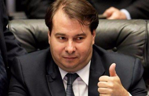 Agência Brasil - O presidente da Câmara dos Deputados, Rodrigo Maia (DEM-RJ) ressaltou que não é candidato