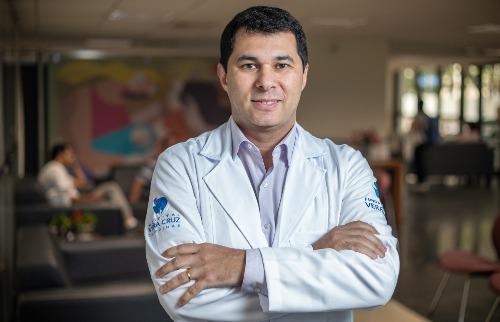 O psiquiatra Petrus Raulino (Foto: Divulgação) - Foto: Divulgação