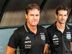 O técnico interino João Brigatti falou sobre a vitória em Araraquara. (Foto: PontePress) - Foto: (Foto: PontePress)
