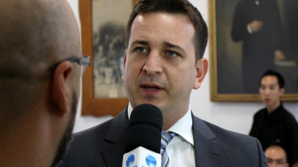 O vereador Tenente Santini oficializou a saída do PSD e será presidente do PP em Campinas (Foto: Divulgação/Câmara de Campinas) - Foto: Divulgação/Câmara de Campinas
