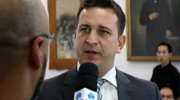 Santini assume presidência do PP e avança na corrida eleitoral