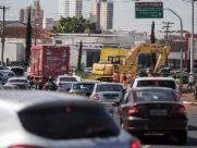 Avenida Fábio Barreto continua interditada até quinta-feira (16)