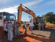 Lei de Ribeirão proíbe eventos para lançamento de obras públicas