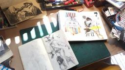 Galeria virtual de artistas é aposta do Território das Artes