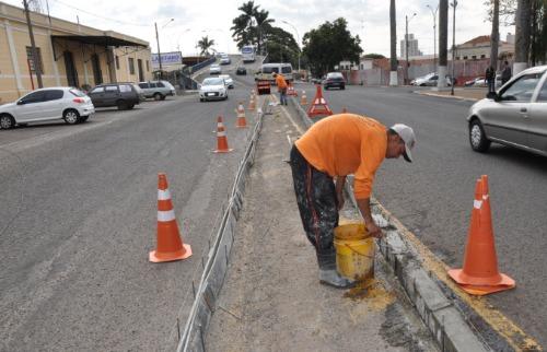 Divulgação - Obras devem terminar até o final desta semana (foto: divulgação)