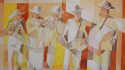 Shopping recebe exposição do artista Paulo Roberto Giavoni