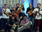 Grupo Obsoleto Septeto se apresenta em Ribeirão