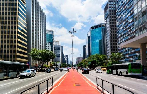 Divulgação - Ocorrência foi registrada na Avenida Paulista