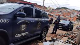 GM de Campinas prende mulher por tráfico no Campos Elíseos