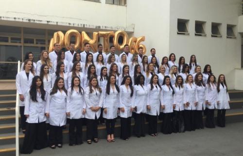 Estudante de Odontologia da PUC-Campinas - Foto: Arquivo Pessoal