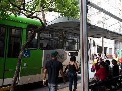 Ônibus passarão por novos itinerários na zona Leste a partir desta quarta-feira - Foto: Milena Aurea / A Cidade
