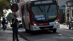 Aglomeração de passageiros no transporte público preocupa vereador