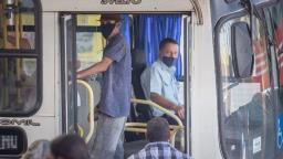 Transerp estuda suspender ônibus aos domingos e feriados