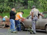 Operação aplica duas multas por despejo ilegal de resíduos sólidos em Araraquara