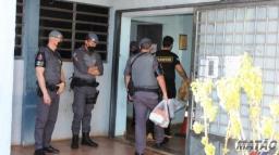 Megaoperação do Gaeco efetua prisões e faz apreensões na região