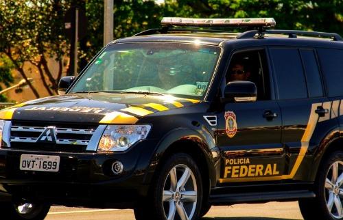 Divulgação PF - Polícia Federal