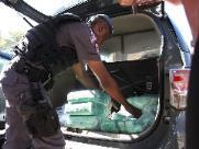 Quadrilha de policiais militares movimentava cerca de R$ 150 mil por mês