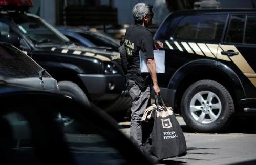Agência Brasil - Operação foi feita pela PF