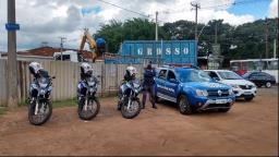 GCM e Fiscalização realizam operação contra receptação de fios de cobre em São Carlos