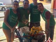 Estudantes de São Carlos arrecadam donativos para