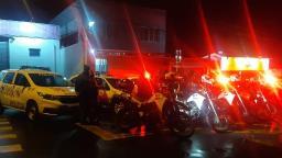 PM faz operação em Campinas para combate a roubos em pontos de ônibus