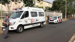 Polícia faz operação para inibir criminalidade em Araraquara