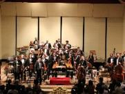 PUC recebe concerto gratuito da Orquestra Sinfônica