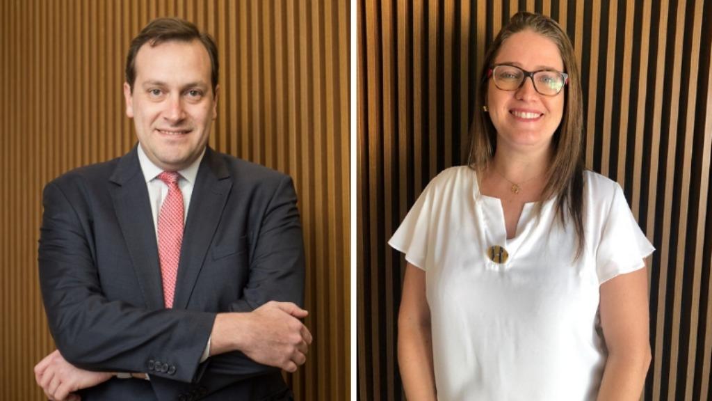 Os advogados Henrique Zalaf e Juliana Cecconi (Foto: Divulgação) - Foto: Divulgação