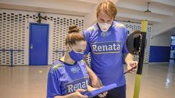Vôlei Renata inova e usa treinos cognitivos no elenco