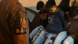 Baep prende três homens por golpes no Santa Mônica