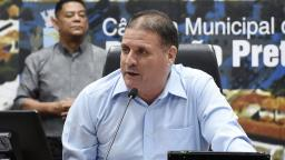 MP pede para Câmara ser oficiada sobre afastamento de Otoniel Lima