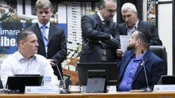 Câmara ainda não foi notificada sobre afastamento de Otoniel Lima