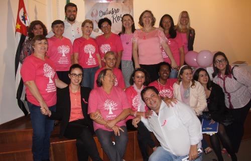 Divulgação - Outubro Rosa em São Carlos