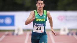 Atleta de Araraquara sonha com Tóquio e medalha paralímpica