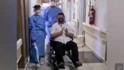 Padre vence a covid-19 e deixa hospital na região após um mês