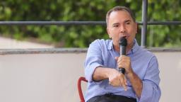"""""""Não existe ideologia partidária no nosso País"""", diz Fernando Fraga"""