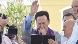 Internado com coronavírus, Padre José Antônio Prestes apresenta melhora