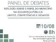 Segurança Pública será tema de debate no Centro Internacional de Convenção