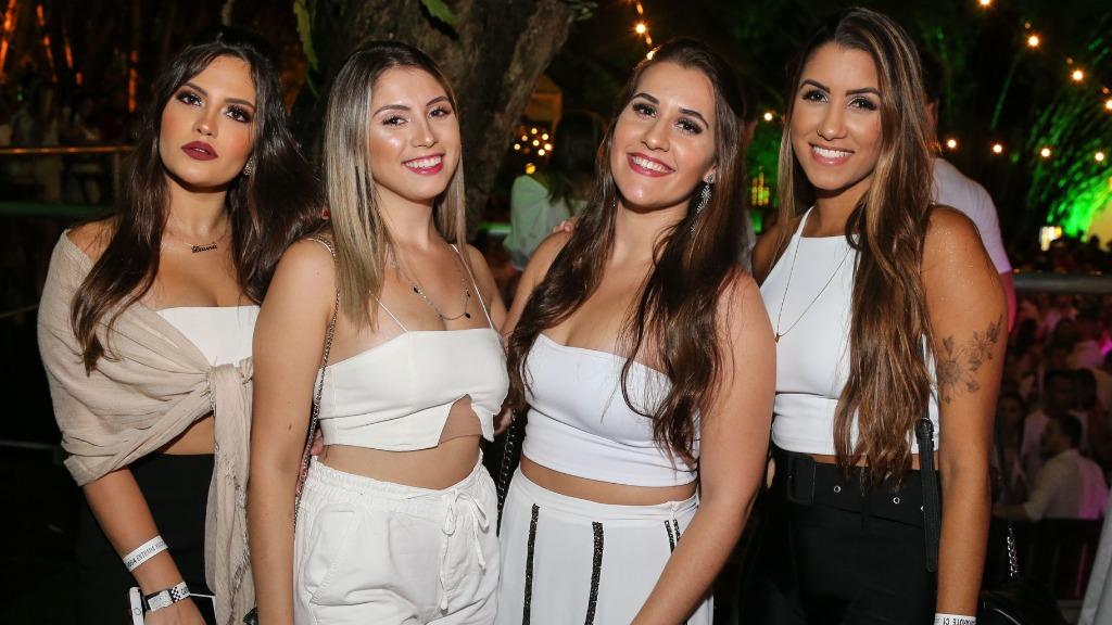 Laura Zambon, Gabriela Strabello, Luana Chiminasso e Luciana Cavalcanti - Foto: Guilherme Gongra