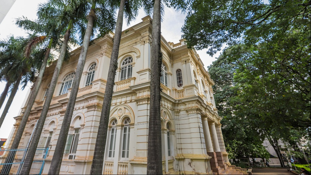 Palacete das Rosas Araraquara (Foto: Amanda Rocha/ACidadeON) - Foto: Amanda Rocha
