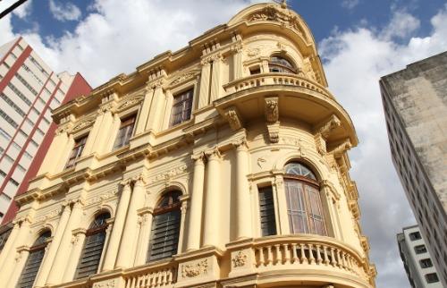 Luciano Claudino/Código 19 - Palácio da Mogiana: parte da história de Campinas e do Estado de São Paulo. (Foto: Luciano Claudino/Código 19)
