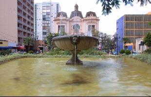 F.L. Piton / A Cidade - Palácio Rio Branco, Prefeitura de Ribeirão Preto