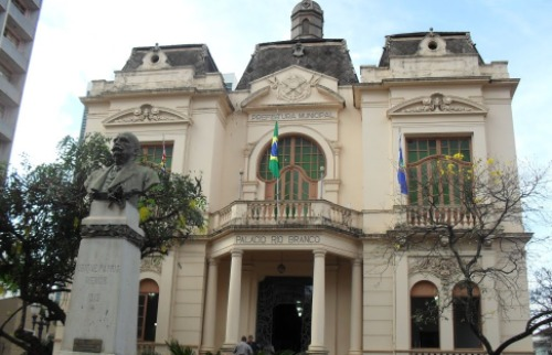 Palácio Rio Branco - Foto: CBN Ribeirão
