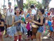 Domingo tem Palhaceata no Parque Infantil