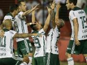 Palmeiras vence o Sport e assume vice-liderança