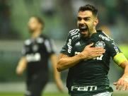 Bruno Henrique faz dois e garante a vitória do Verdão