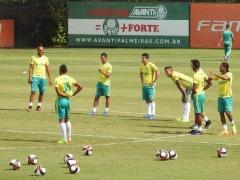 Palmeiras treinou nesta sexta-feira - Foto: ACidade ON - Araraquara